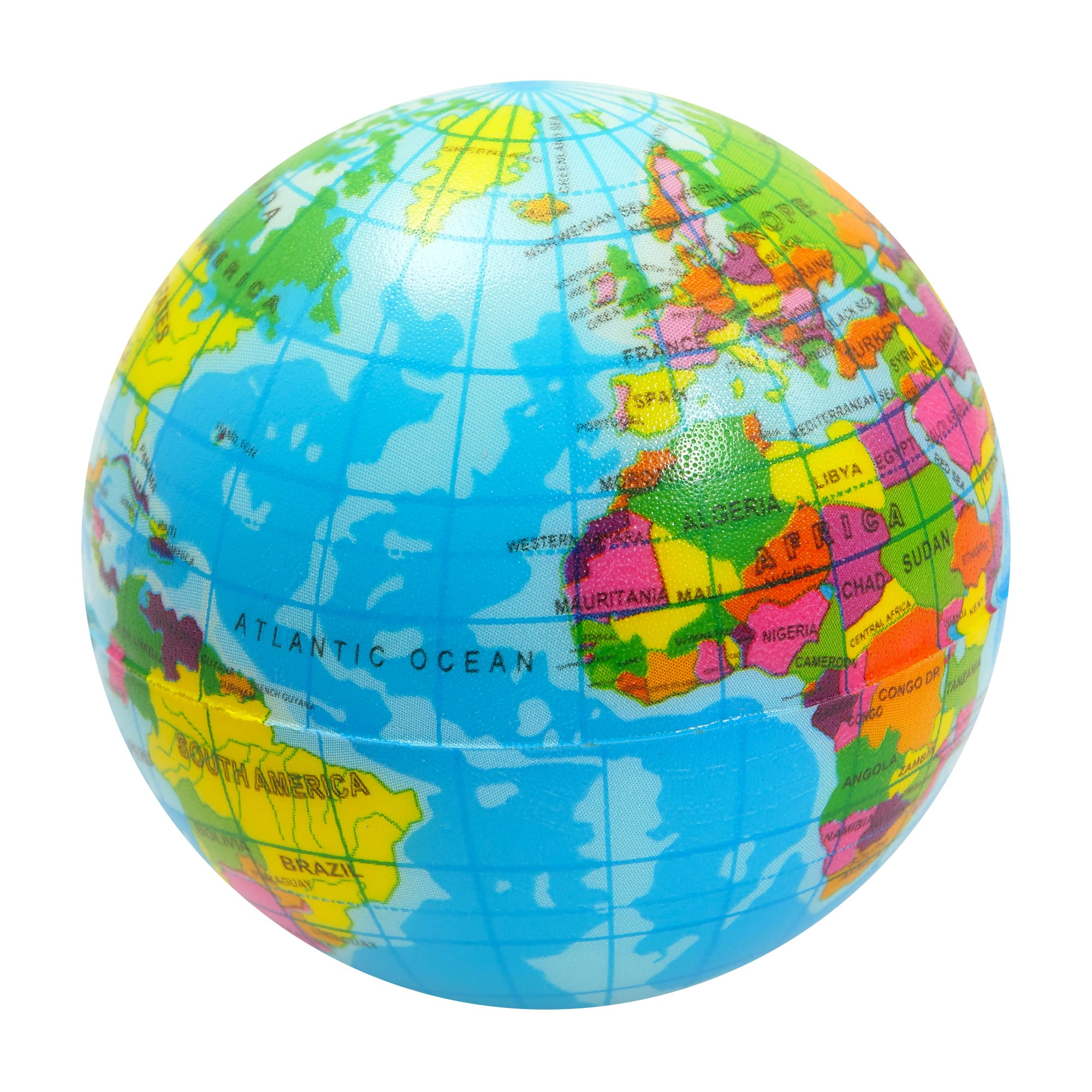 Squishy Globe | House of Marbles US